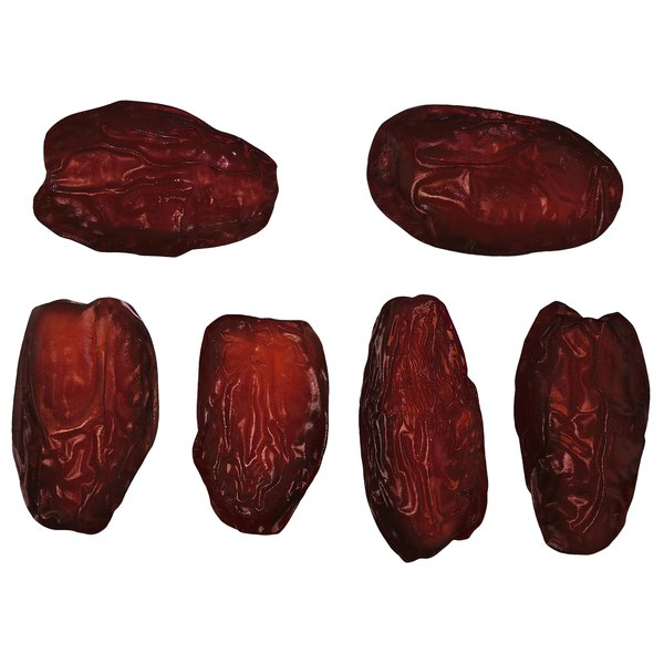 The nutritional value of dates depend on the variety your are eating.