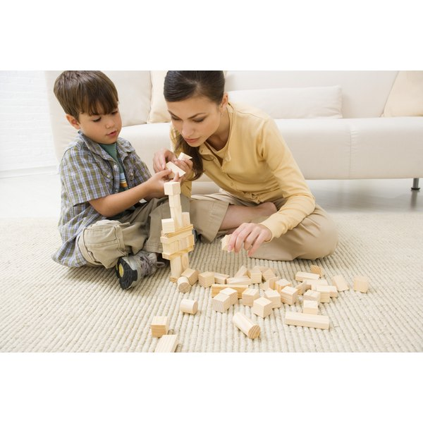 Choose toys without small parts that encourage learning and skill development.