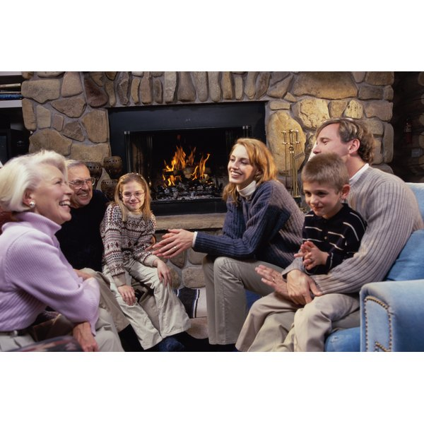 The Best Energy Efficient Fireplaces Healthfully