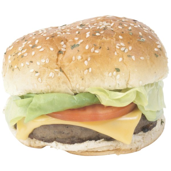 Hamburger buns are made in myriad varieties and flavors.