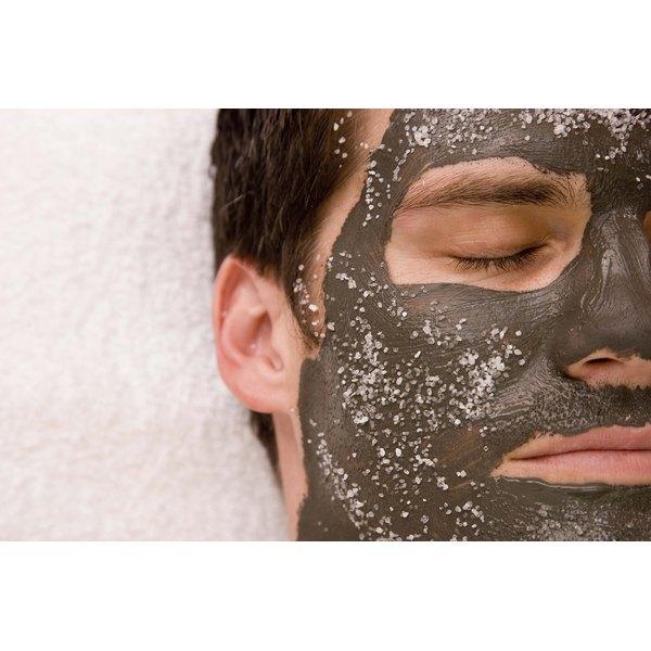 DIY facials work for men and women alike.