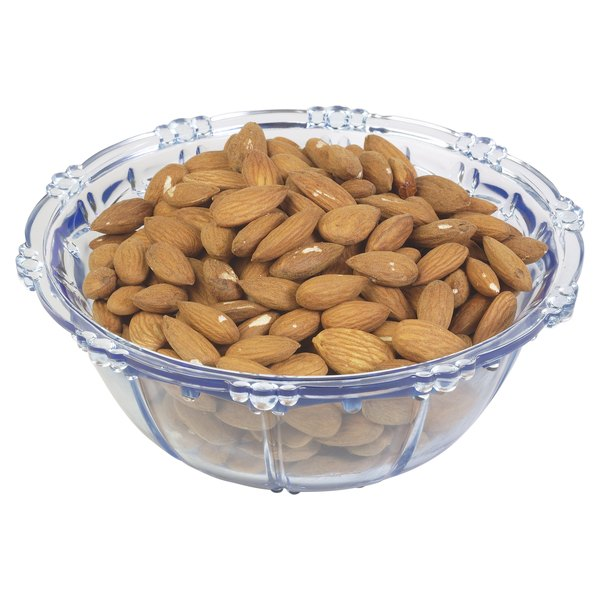 Almond oil is used in moisturizers that may help eczema.