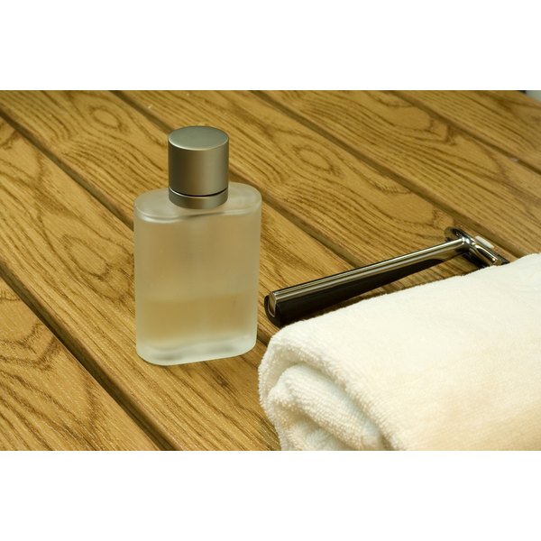 aftershave product