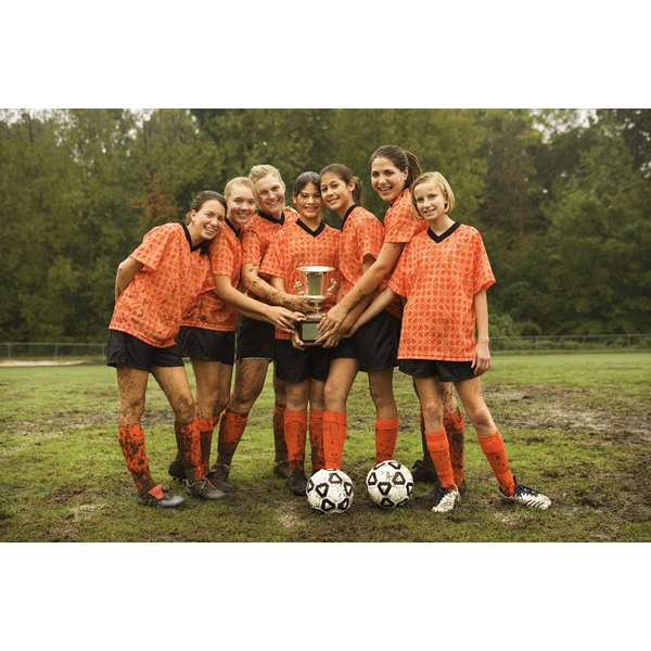 Involvement with sports or other organized activities can help teens avoid negative peer pressure.