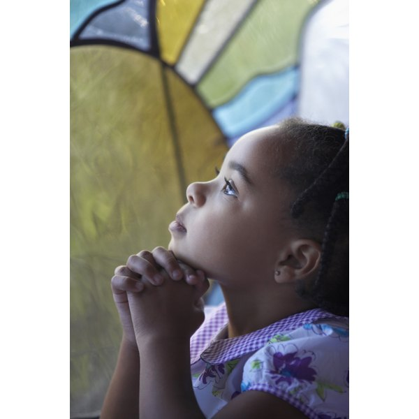 According to theologian John Westerhoff, it takes time for children to become aware of what it means to relate to God.