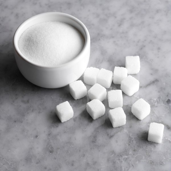 Organic and refined sugars tend to behave the same way in the kitchen.