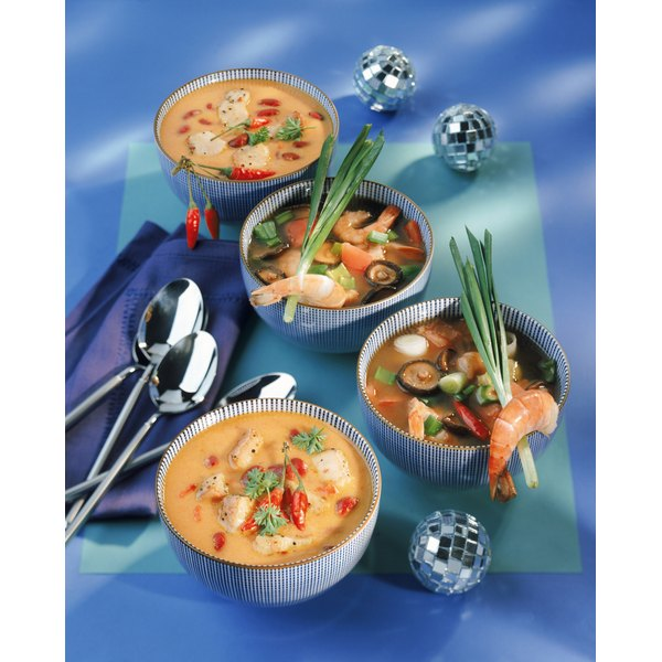 Add langostino tails to seafood soups, salads and pasta sauces.