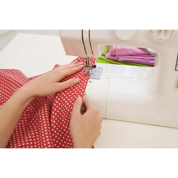 Sewing allows for creativity and can save money.