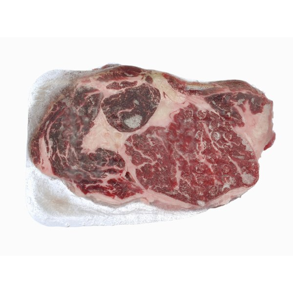 Thawed meats can be frozen if they're handled correctly.