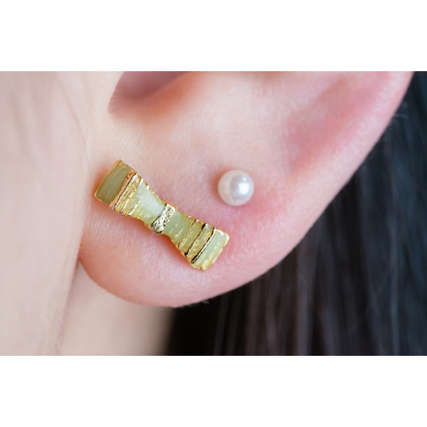 Non-pierced earrings are available in an array of sizes, colors and styles.