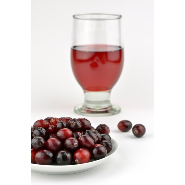 Cranberry juice does not interfere with the effectiveness of amoxicillin.