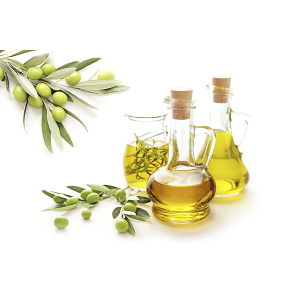 Olive oil is a polyunsaturated fat with many benefits to health.