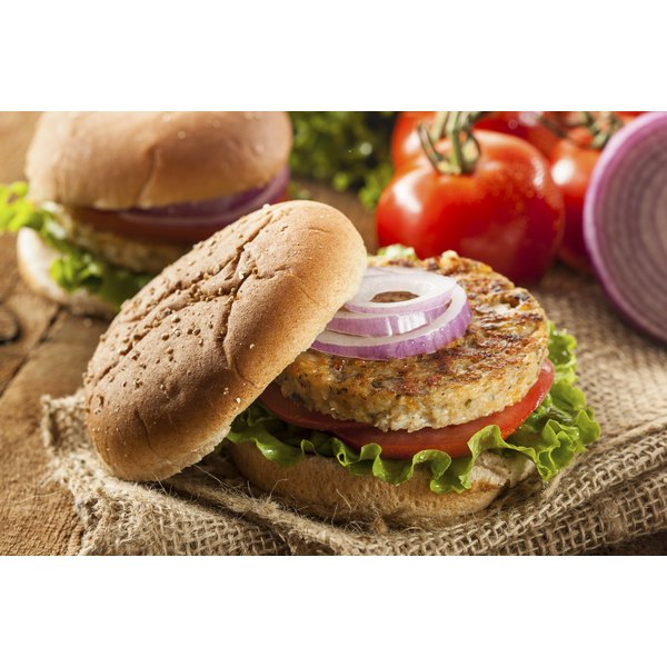 Veggie Burgers have a number of nutritional qualities.