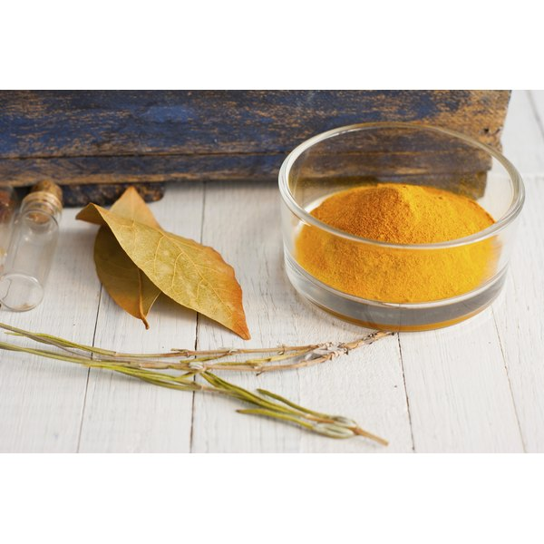 Brightly colored turmeric comes from a tropical rhizome.