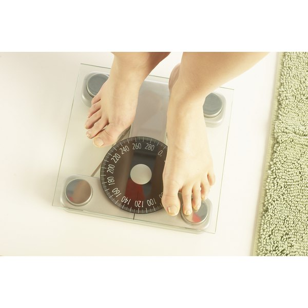 A combination of exercise and diet can lead to weight loss.