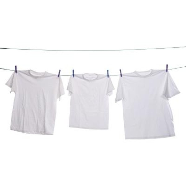 how to clean white shirt stains