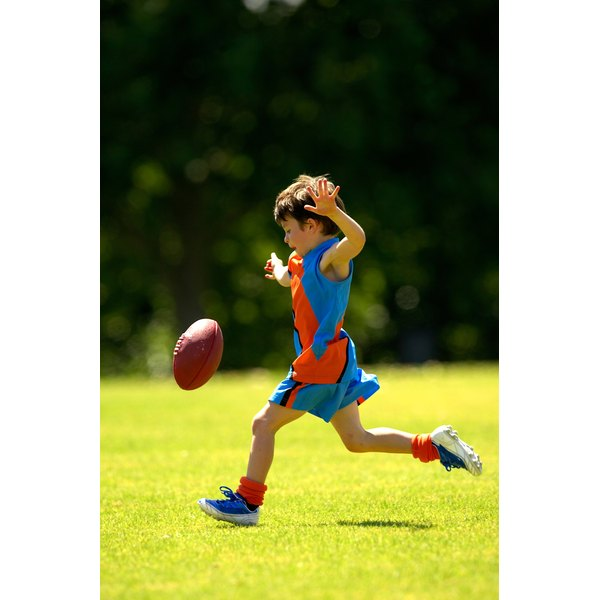 Galloping can help develop the motor skills your child will need for sports.