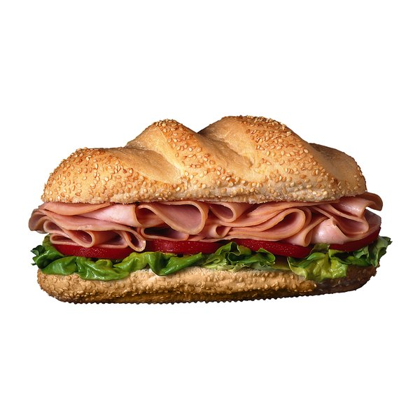 Submarine sandwiches let you experiment by combining meats, cheeses and sauces.