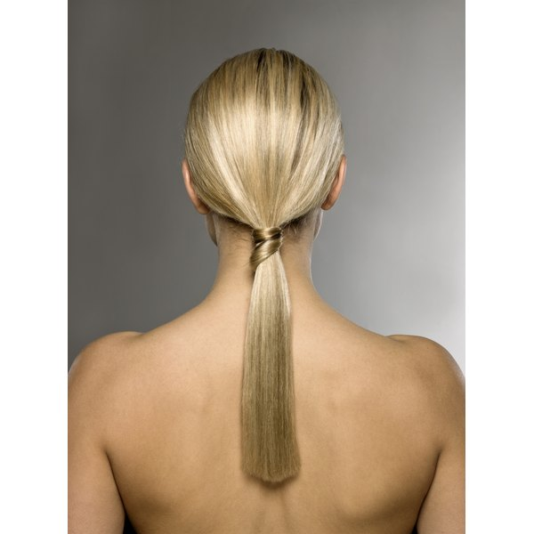Girls who like ponytails might love ponytail perms.