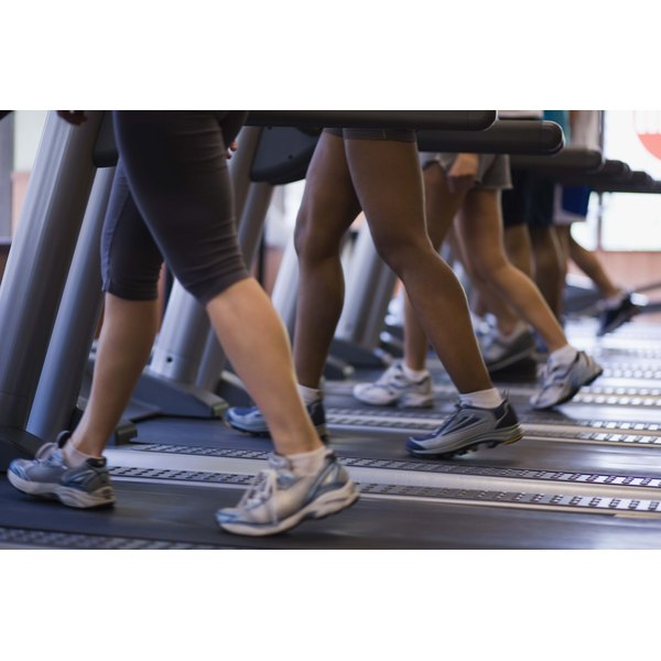 Exercise can reduce the amount of cortisone present in the body