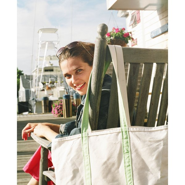 If you care for it properly, your LL Bean tote bag should stay clean and beautiful for decades.