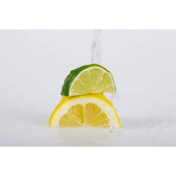 Add a lemon or lime slice to your drink for an extra dash of sour.