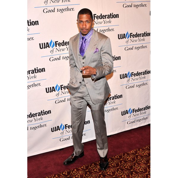 Coordinate the pattern of your shirt with your tie in varying shades of purple.