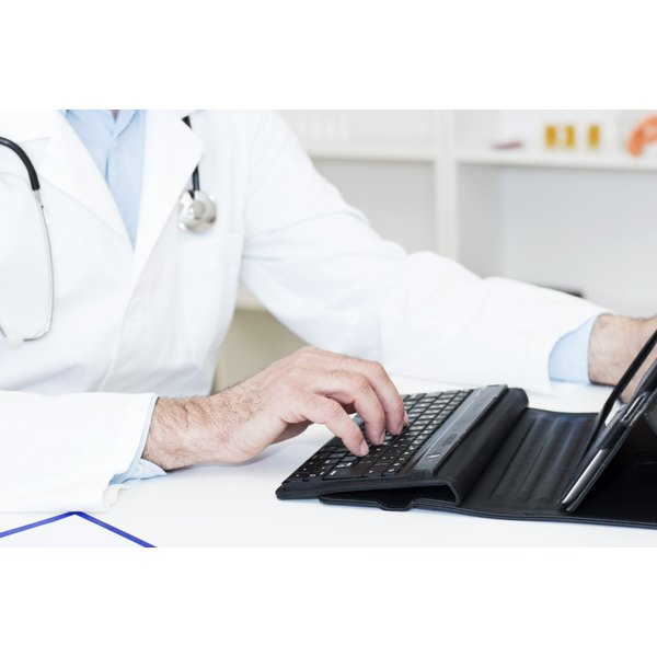 Doctors constantly refer to the ICD when diagnosing patients.