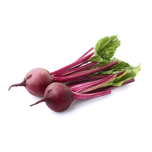 Betaine HCl is derived from beets and is made into powder form.