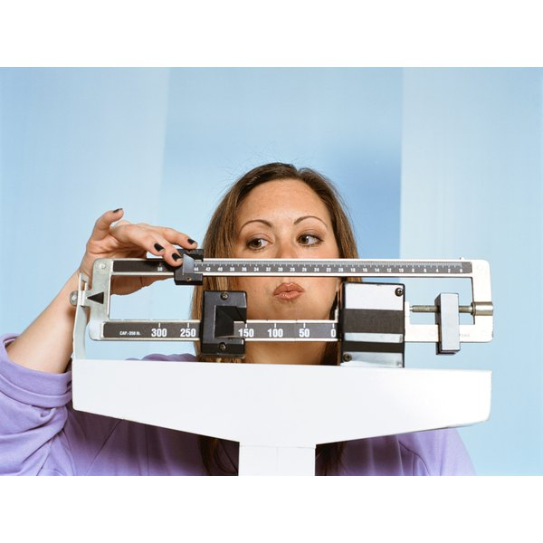 Tracking your weight-loss efforts can help you stay apprised of weight changes.