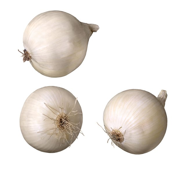 Pearl onions are about 1 to 2 inches in diameter.