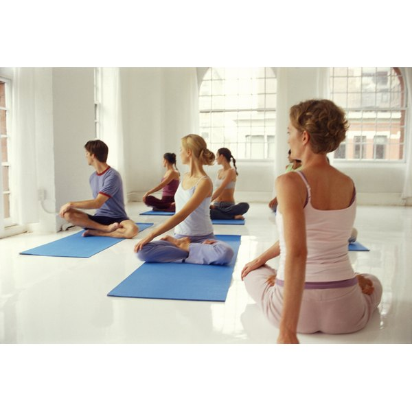 Yoga twists can benefit your digestive system.