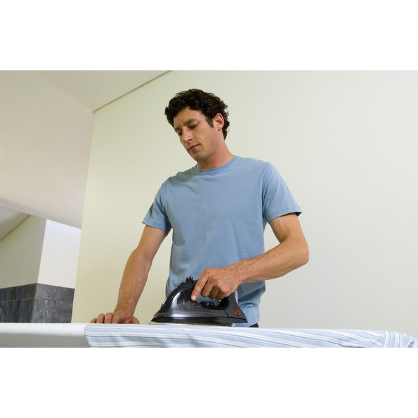 Ironing Tencel pants is similar to ironing other garments.