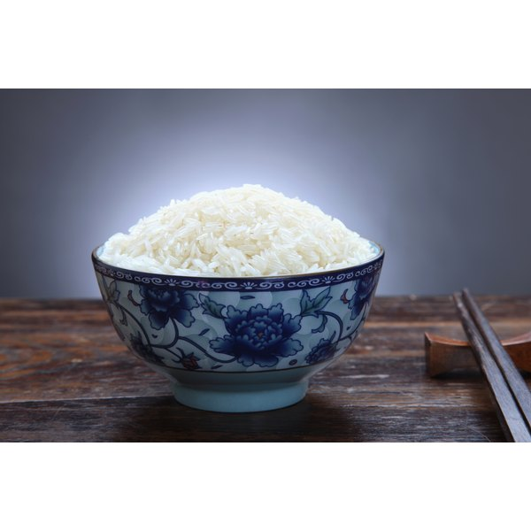 Add lemon juice to white rice for flavor and vitamin C.