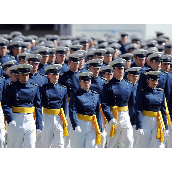 How To Get Into The Air Force Academy