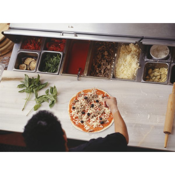 Choose pizza with nutrient-rich ingredients for a post-workout meal.
