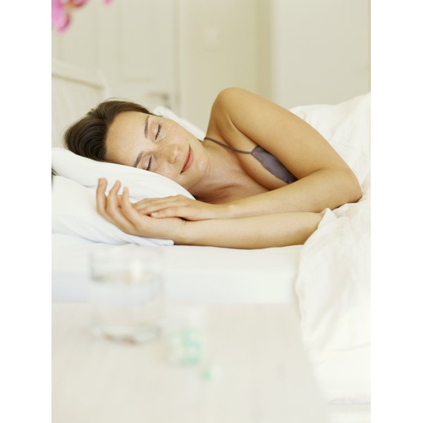 Restful sleep is key to overall health.