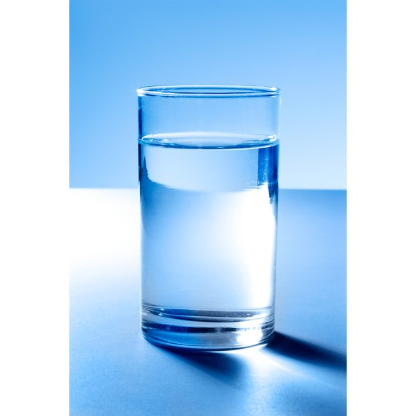 Drinking water can cause heartburn.