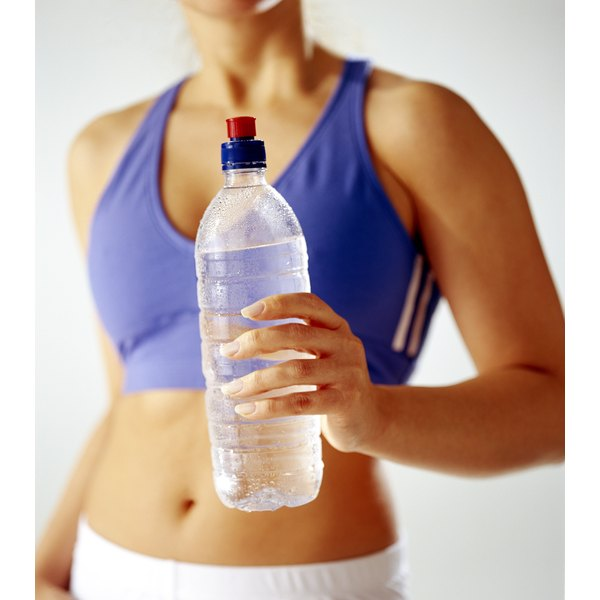 Drinking water regularly can help you avoid dehydration.