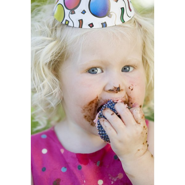 Cupcakes Are Uncomplicated For Children To Eat
