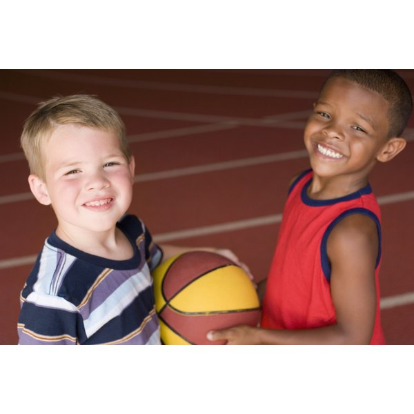 Physical education classes can help your child enjoy staying active.