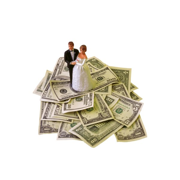 Performing weddings is a way to supplement your income.