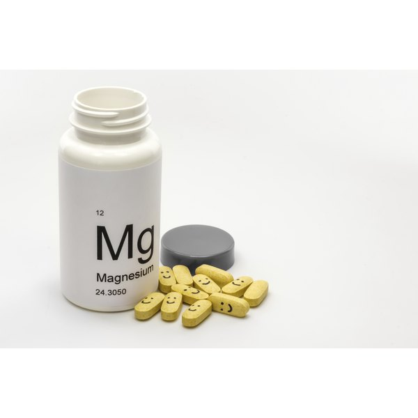 Magnesium is an essential mineral.