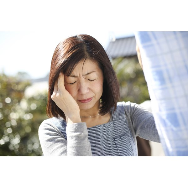 Heat may contribute to headaches.