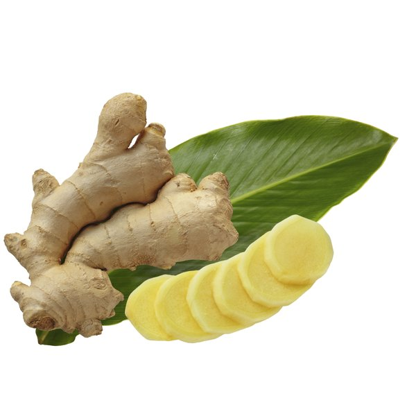 Several Wild Rose D-Tox supplements contain ginger root.