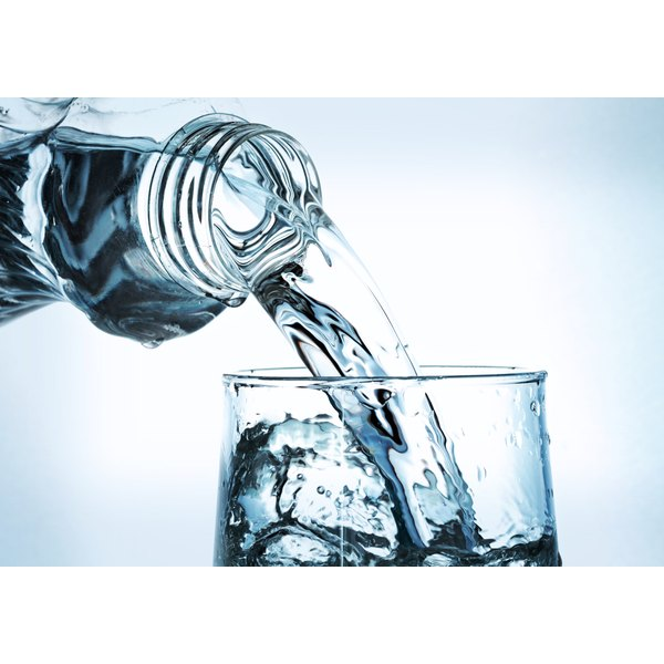 Drinking enough water helps make it easier for you to clear mucus.