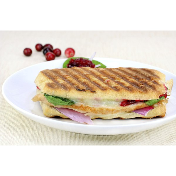 The panini was first mentioned in the U.S. in the 1950's.