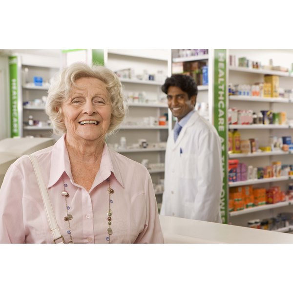 Your pharmacist has a wealth of knowledge.