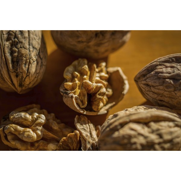 Walnuts are one good source of omega-3s.