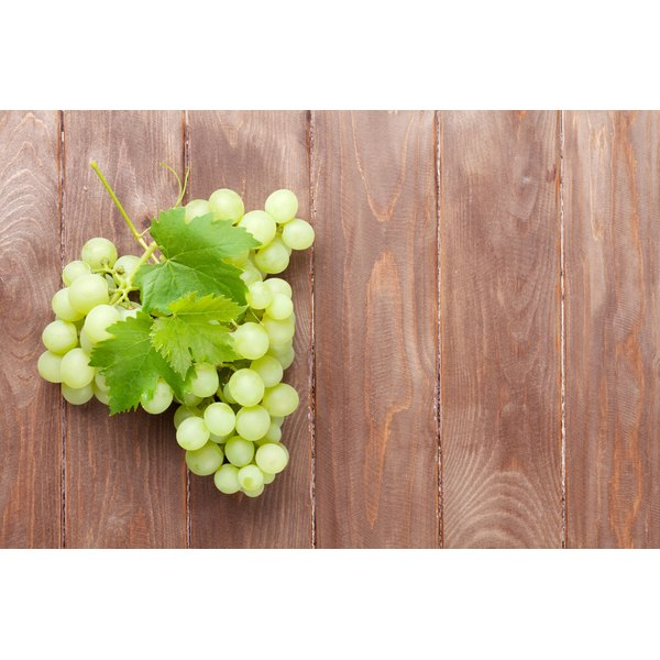 Grapeseeds contain vitamin E, flavonoids, linoleic acid and oligomeric proanthocyanidin complexes.